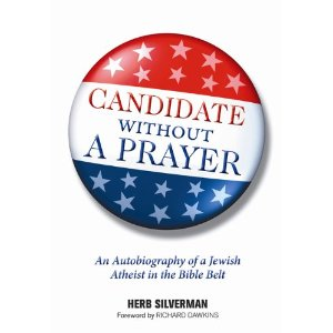 Candidate without a prayer book cover