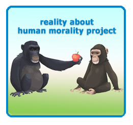Reality about human morality project